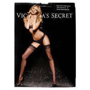 Victoria's Secret Lace Thigh High Sexy Lingerie